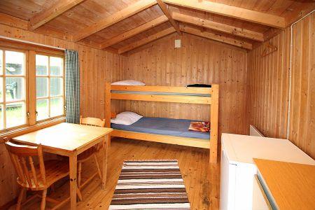 Hütte für 2 Personen